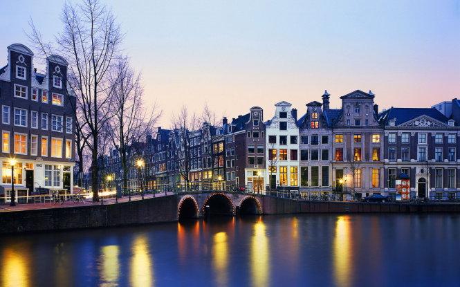 Du ngoạn Hà Lan qua một Amsterdam đầy thú vị