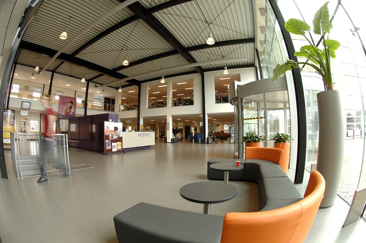 Ngắm nhìn những khu học xá trong mơ của Đại học Fontys