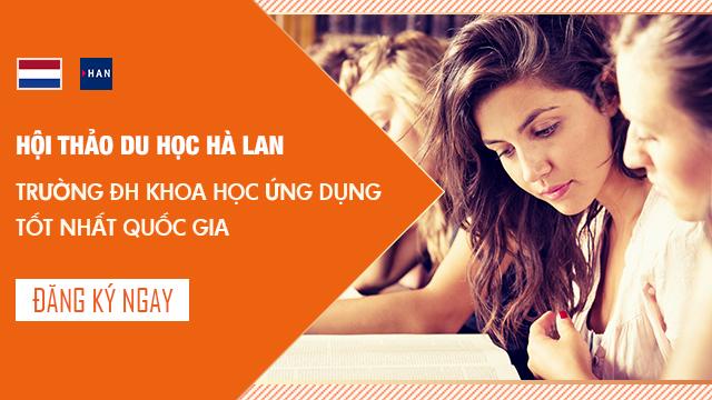 Hội thảo Đại học Han -Trường Đại học khoa học ứng dụng tốt nhất quốc gia