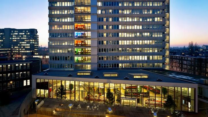 Hội thảo Đại học Khoa học Ứng dụng Rotterdam tại Hà Lan 2016