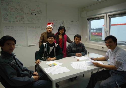 Cô giáo Việt đặc biệt tại Hà Lan