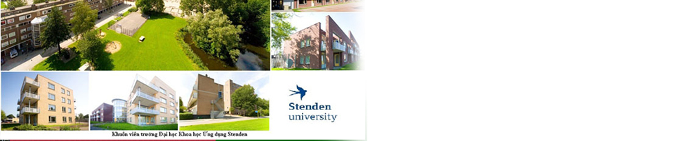 Hội thảo du học Hà Lan – Trường Đại học Stenden