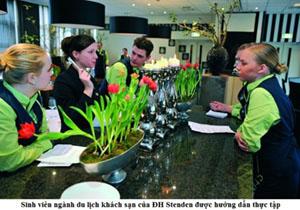 Hội thảo du học Hà Lan 2014 thực tập hưởng lương đến 174 triệu đồng