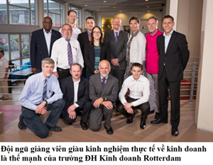Phỏng vấn trực tiếp học bổng du học Hà Lan đến 178 triệu đồng tại hội thảo