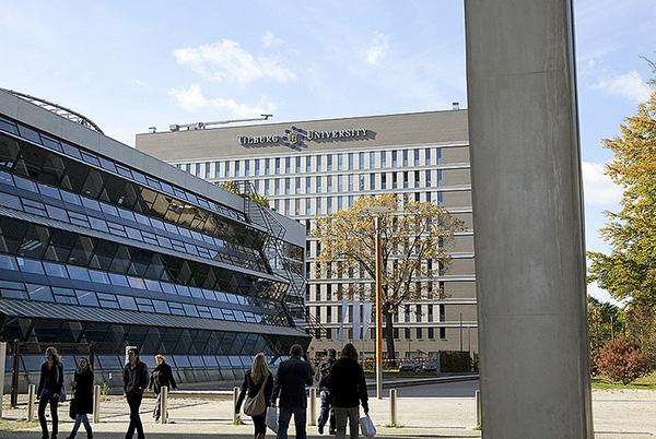Du học Hà Lan – Đại học Nghiên Cứu Tilburg