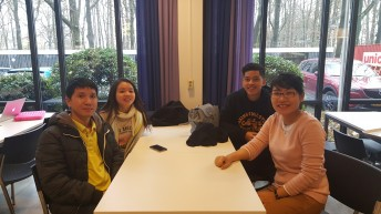 Nên học trường nào khi Du học Hà Lan?