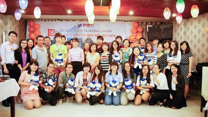 Ai sẽ cùng bạn hoàn thành ước mơ du học Hà Lan Đại học HAN