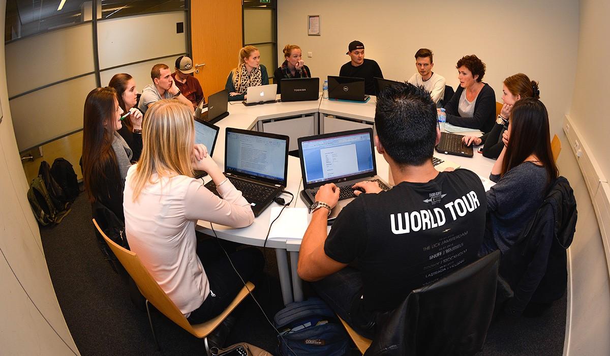 Phương pháp học tập tại Đại học NHL Stenden (trước là Đại học Stenden)