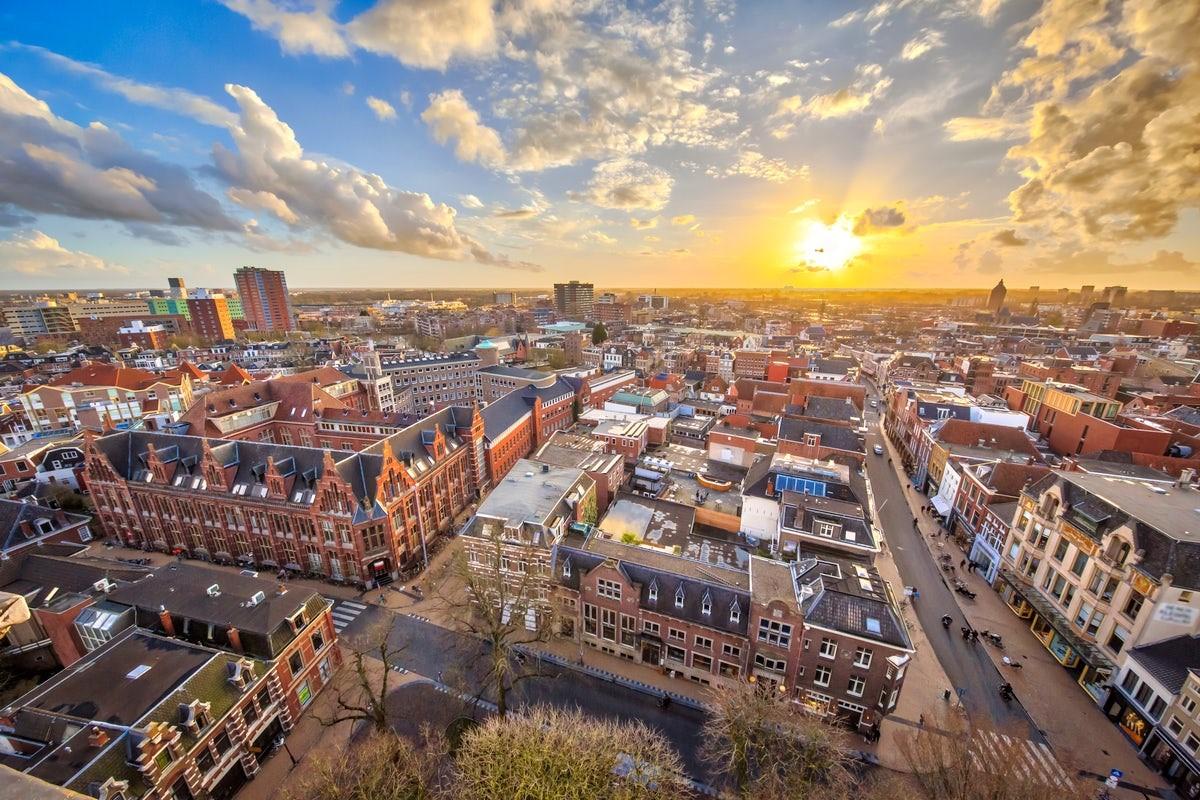 cuộc sống du học sinh Hà Lan tại Groningen